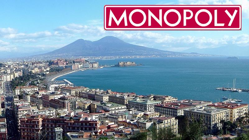 Una versione tutta speciale del Monopoli napoletano