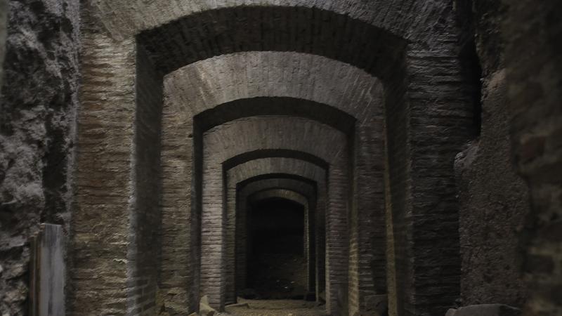 Ecco Roma sotterranea