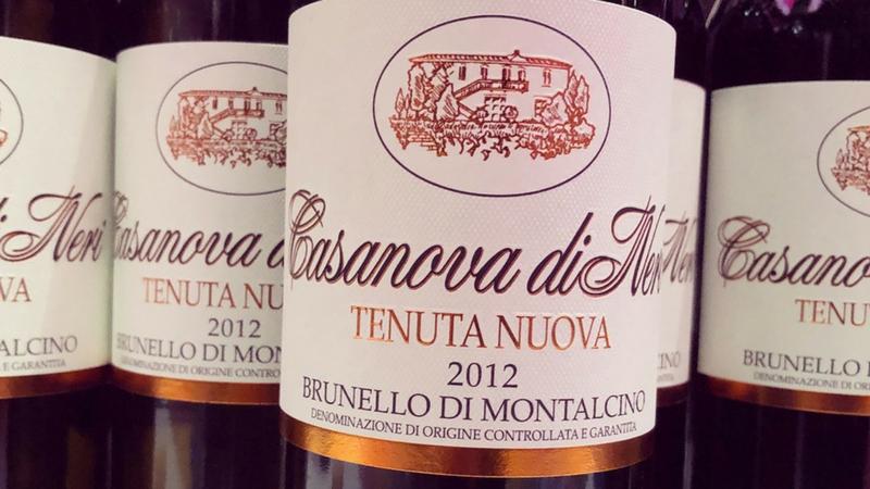 Tra i vini migliori del mondo, c'è anche un Brunello di Montalcino
