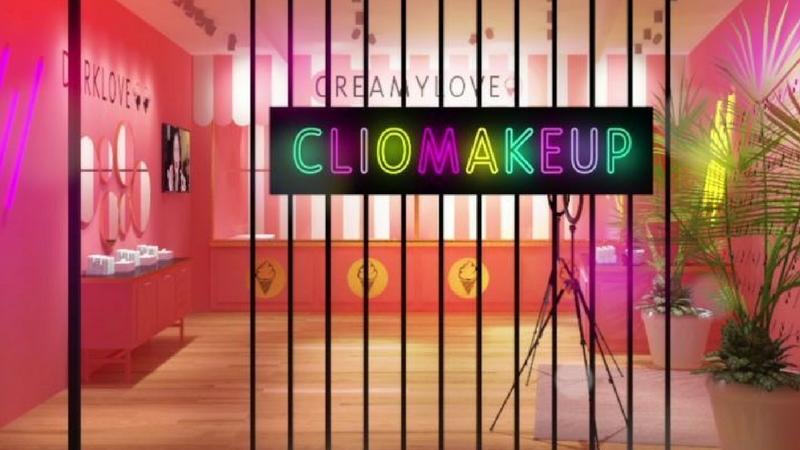 ClioMakeUp: a Milano il primo negozio