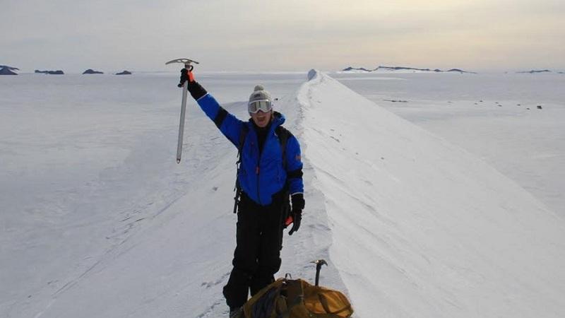 Ecco la prima italiana a guidare una spedizione in Antartide