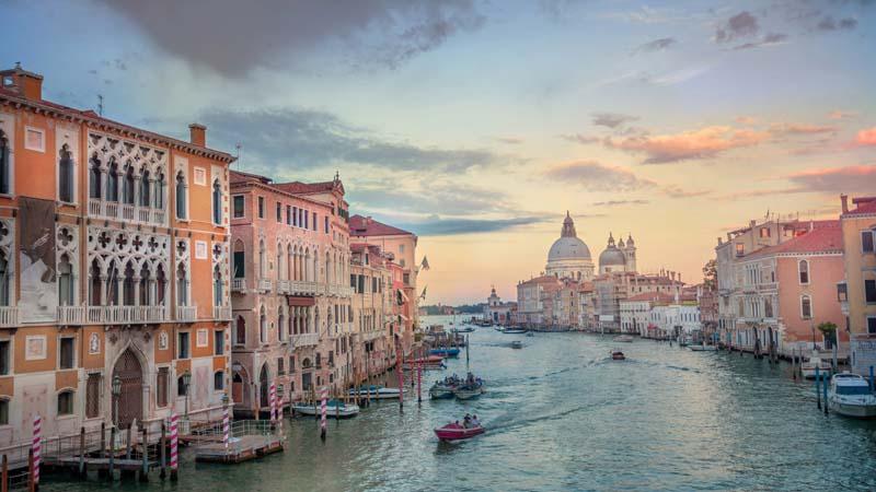 Venezia più vecchia di duecento anni?