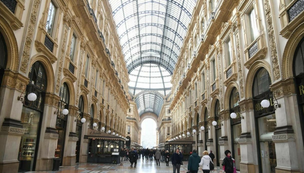 Milano: il ristorante
