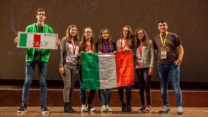 Olimpiadi di Matematica, Italia sul podio