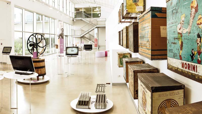 A Bologna il museo del gelato
