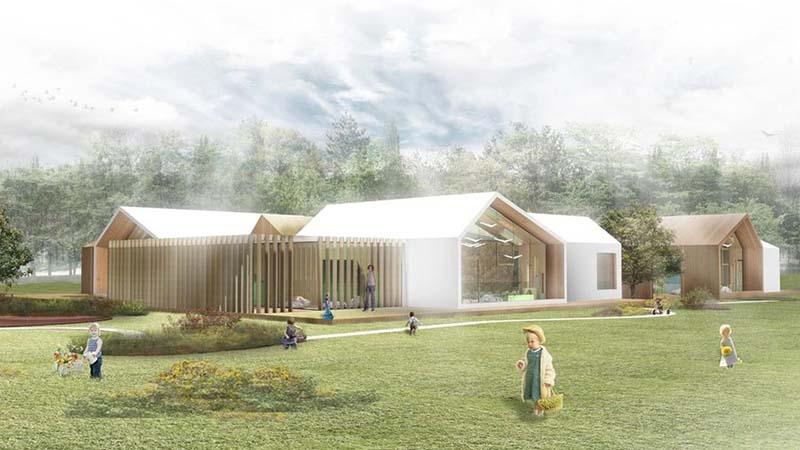 Babylife, l'asilo nido sostenibile e innovativo
