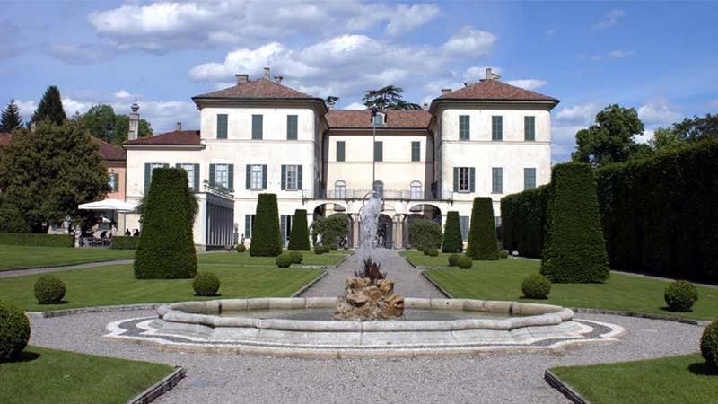 Villa Panza, il regno della luce e dell'arte si trova a Varese