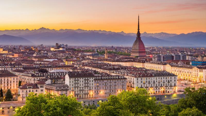 Automobili a  guida autonoma a Torino