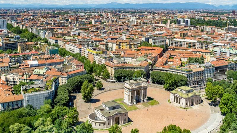 Il mercato immobilare di Milano è in gran forma