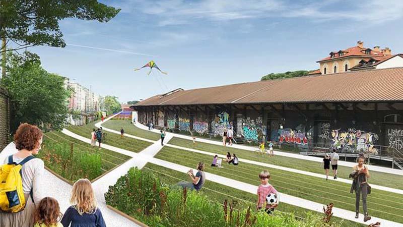 La rivoluzione verde di Porta Genova, il nuovo scalo ferroviario green