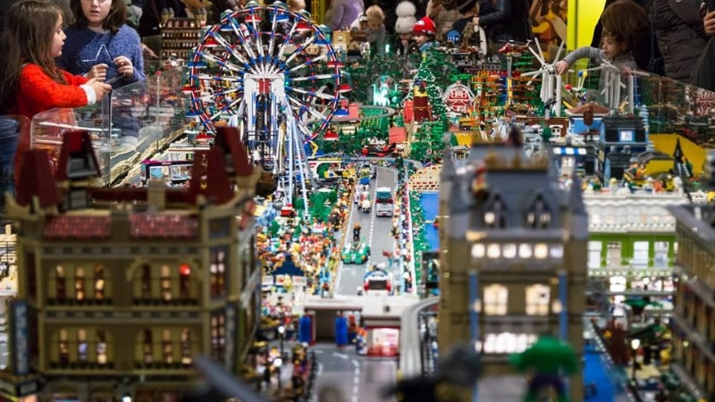 La città dei Lego a Bologna dal 20 ottobre