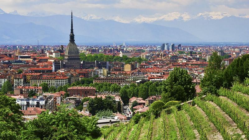 Il Grapes in Town a Torino trasforma la metropoli in un enorme vigneto