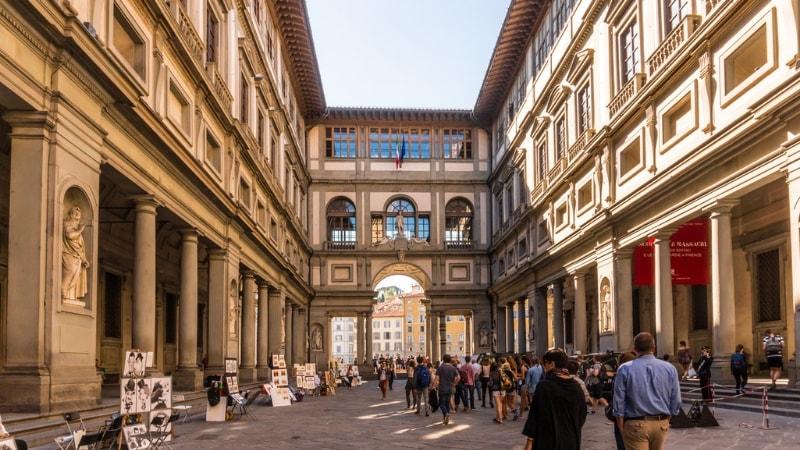 Il Genio di Leonardo agli Uffizi
