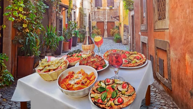 La cucina italiana protagonista in tutto il mondo