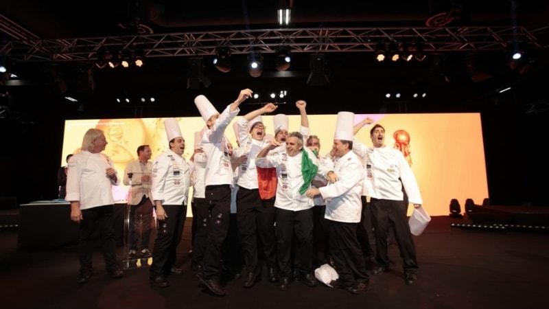 Coppa Del Mondo Della Cucina 2018 L Italia Vince La Competizione
