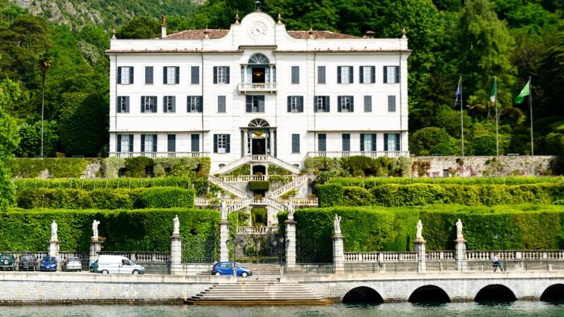 Villa Carlotta è un gioiello affacciato sul Lago di Como