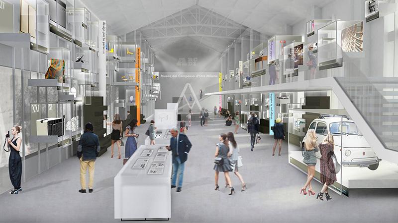 A Milano il museo del Design più grande d'Europa