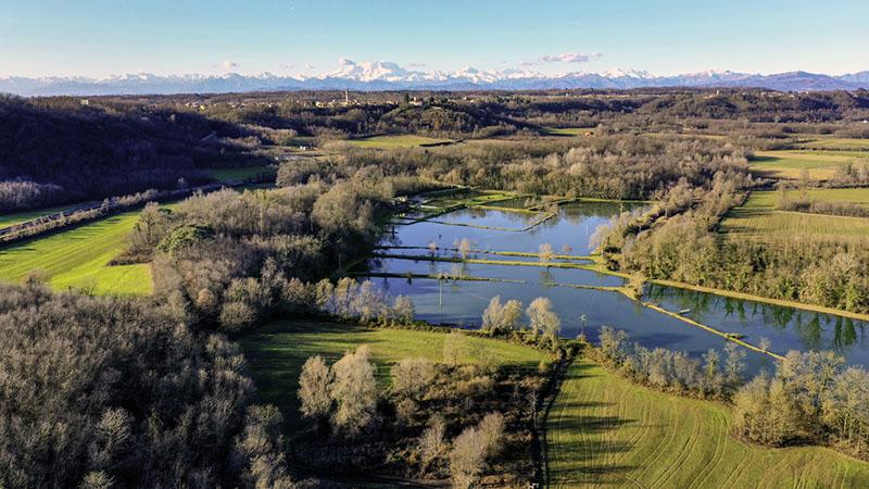 Leri Cavour, il borgo diventa un'oasi protetta