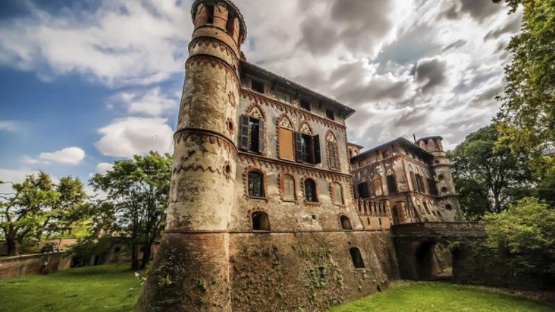 Il castello di Piovera: un luogo come nelle favole