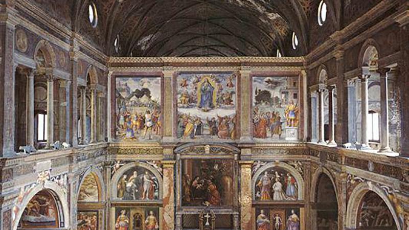 San Maurizio al Monastero Maggiore, la