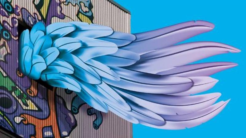 A Torino i murales si animano