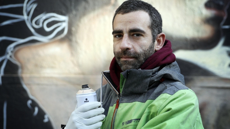 L'ultimo bacio di Romeo e Giulietta: la street art museo su strada