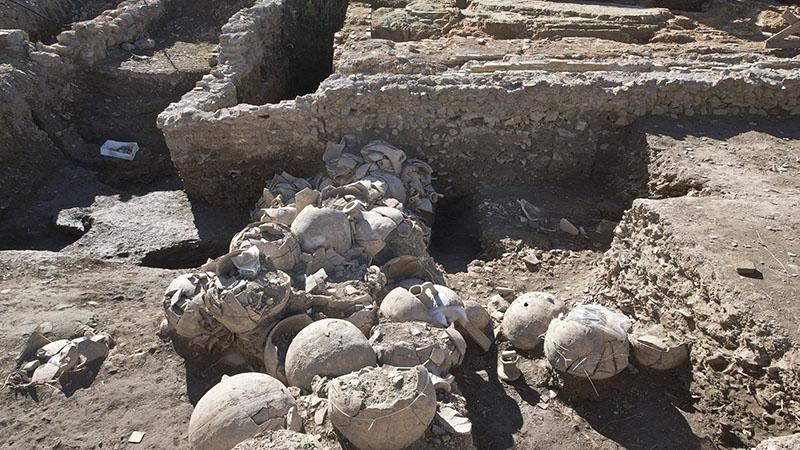 L'antica fornace di Roma