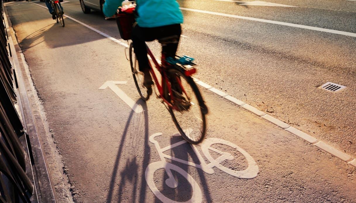 A Pavia nascerà una pista ciclabile che si illumina da sola