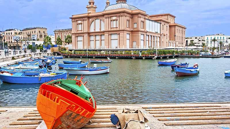 Una linea di profumi per raccontare la Puglia