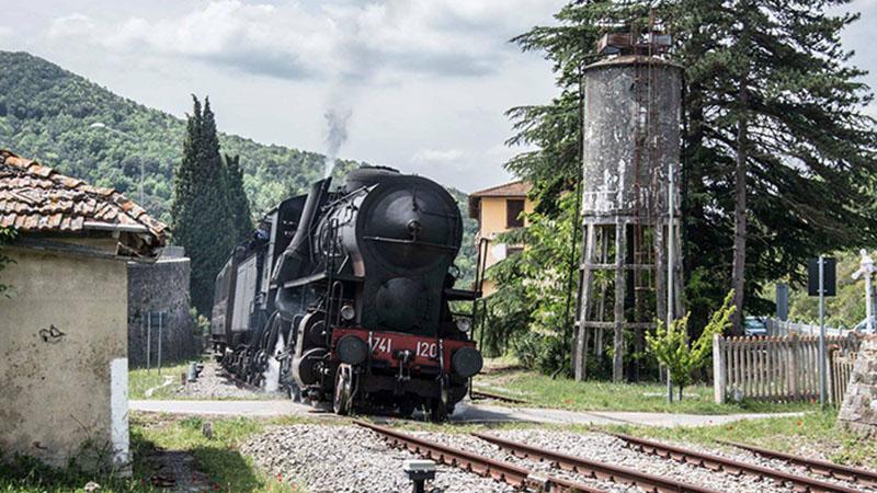 In Sicilia tornano i treni storici del gusto