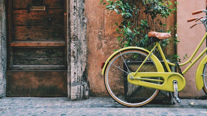 In bici per l'Italia: ecco cinque percorsi