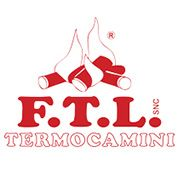 F.T.L. Termocamini a Legna e Pellet Con Accensione dall'Alto - Caminetti, forni da giardino e barbecues Lamezia Terme
