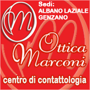 Ottica Marconi Vendita Occhiali da Vista e Sole - Ottica, lenti a contatto ed occhiali - vendita al dettaglio Albano Laziale