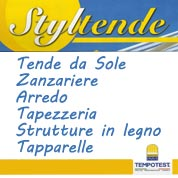 Styltende Tende da Sole e Pioggia - Tende da sole Latina