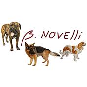 Barbara Novelli - Pittori d'arte e scenografi - studi Foligno