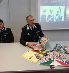 Calendario Carabinieri Dove Si Compra.Nuovo Calendario Storico Carabinieri Colledara