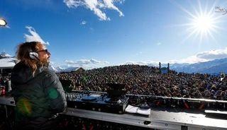 Turismo Bob Sinclar fa Ballare Madonna di Campiglio - Bolzano 4d8568608272