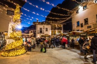 Tornano Mercatini Natale A Valtournenche Verrès