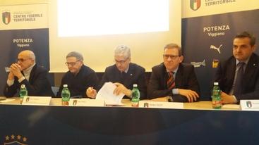 Ufficio Anagrafe Marsico Nuovo : Calcio a viggiano un centro federale marsico nuovo
