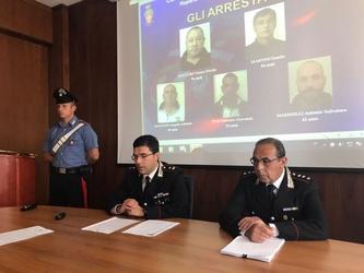 Ufficio Lavoro Ozieri : Rubano coca da corpi reato 5 arrestati ozieri