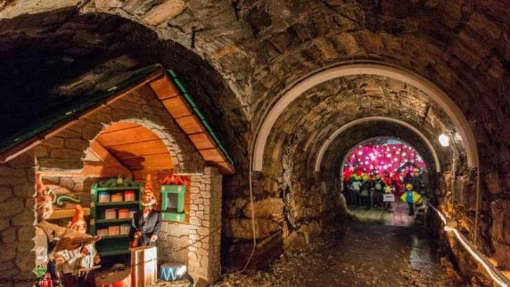 Case Di Montagna A Natale : La case di babbo natale più belle initalia