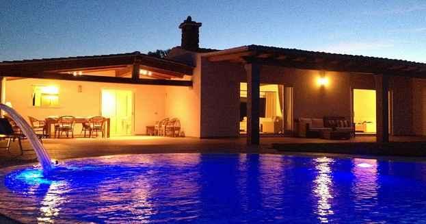 Ville da sogno per le vacanze estive al mare initalia for Ville vacanze italia