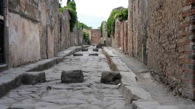 Alla scoperta di pompei e dei siti archeologici pi famosi for Siti architetti famosi