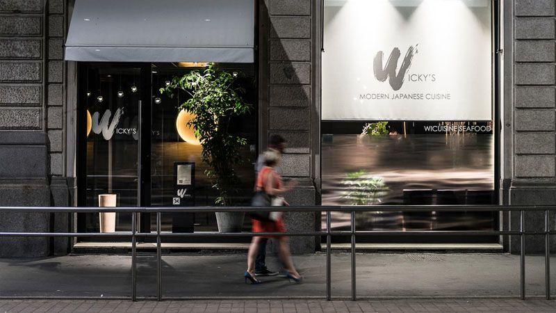 Il miglior ristorante straniero d 39 italia il wicky 39 s di for Miglior ristorante di parigi