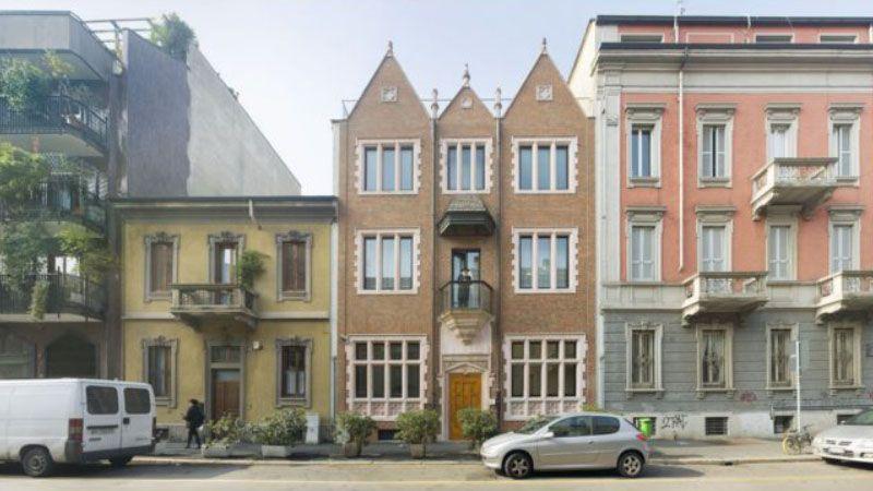 Casa 770 milano il mistero dell 39 abitazione con 12 copie nel mondo initalia - Casa dell ottone milano ...