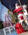 Il Regno di Natale è all'Luneur Park di Roma