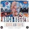 Enrico Ruggeri in Acoustic Tour 2019