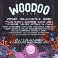 Woodoo Fest 2018 - Willie Peyote - Coma Cose