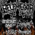 Belphegor + Destroyer 666 + Enthroned + guests