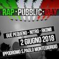 RAP PUBBLIC DAY